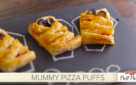 Mummy Pizza Puffs Video